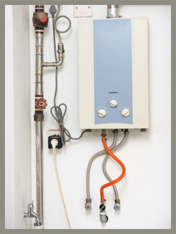 Green Building - Tankless Water Heater